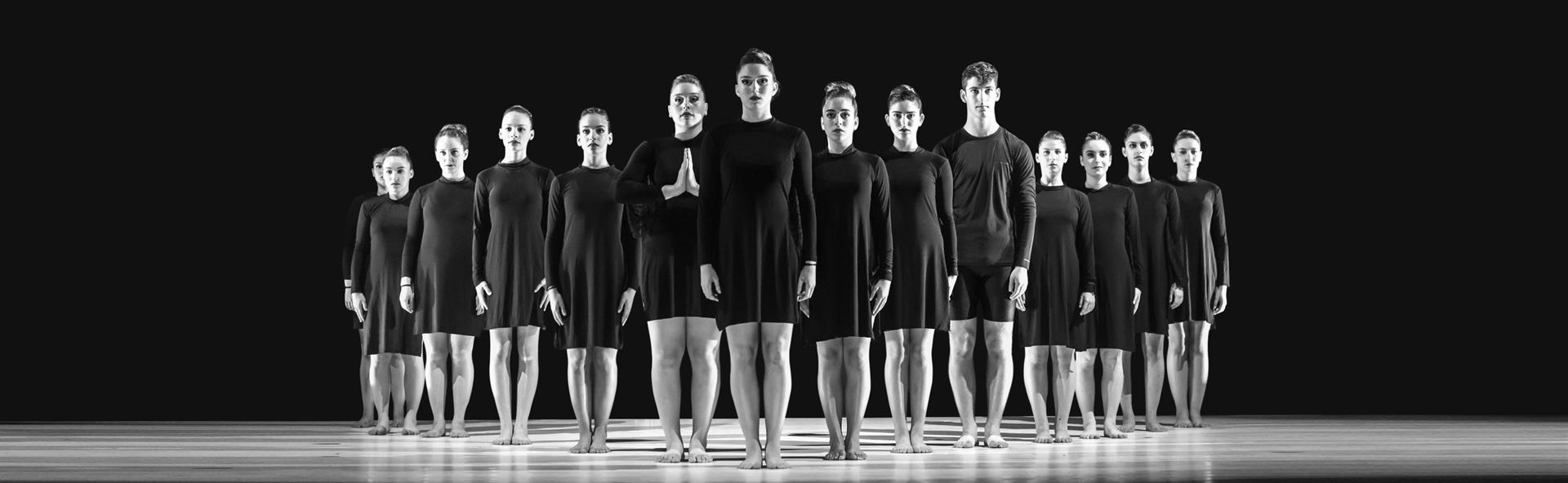 מופע סוף שנה של רקדני הסטודיו - סטודיו גלית