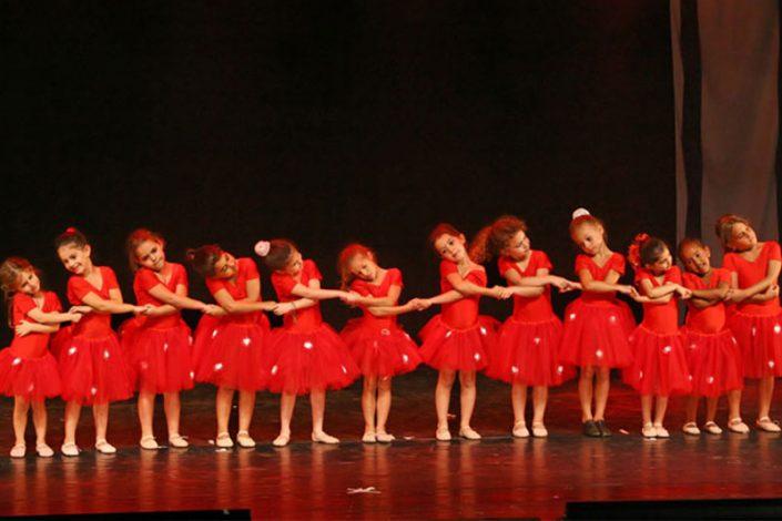 שיעורי ריקוד לקטנטנים